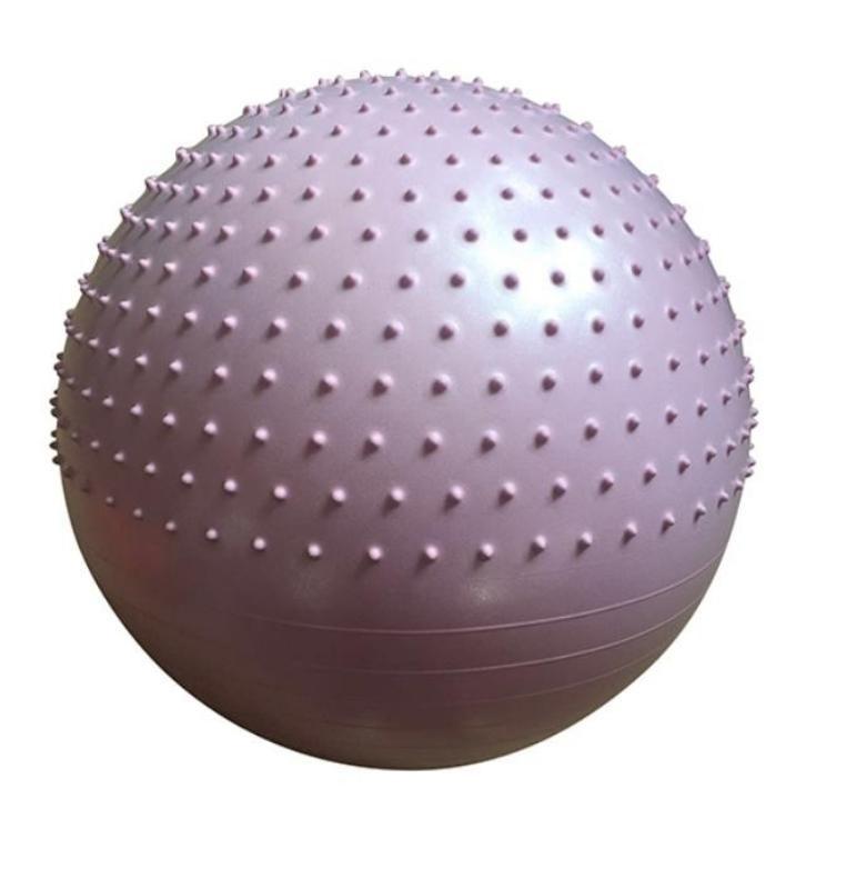 כדור פיזיו, חצי ממנו זיזים