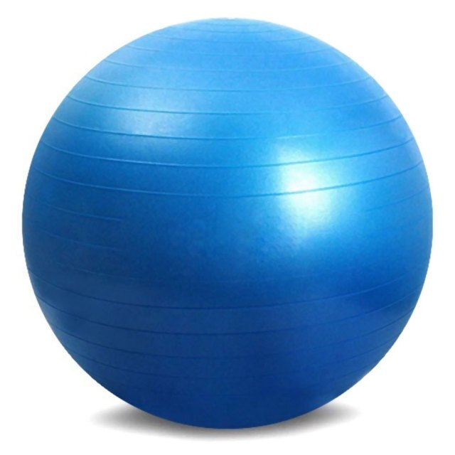 כדור פיזיו פילאטיס כחול
