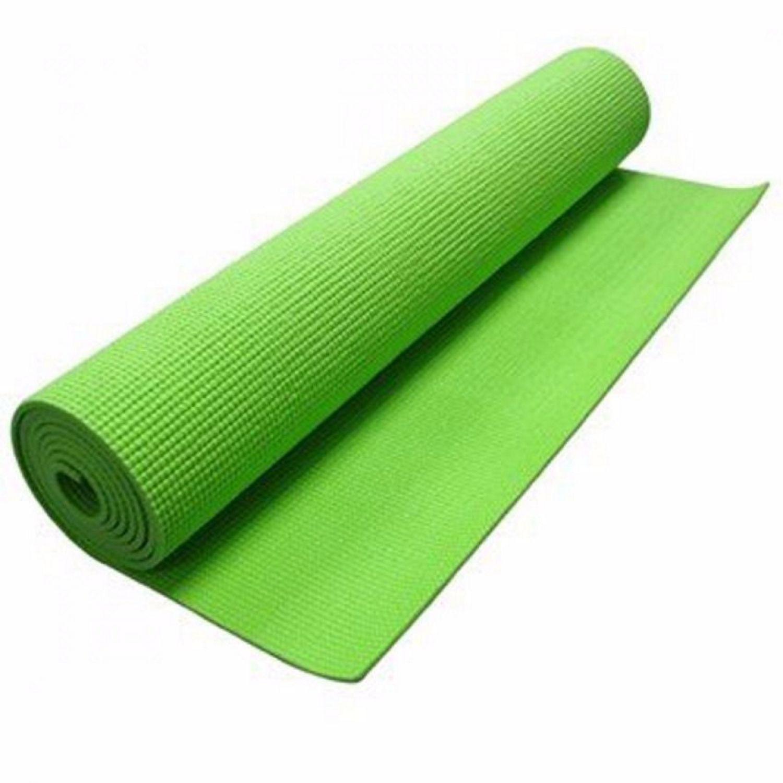 מזרן יוגה ירוק