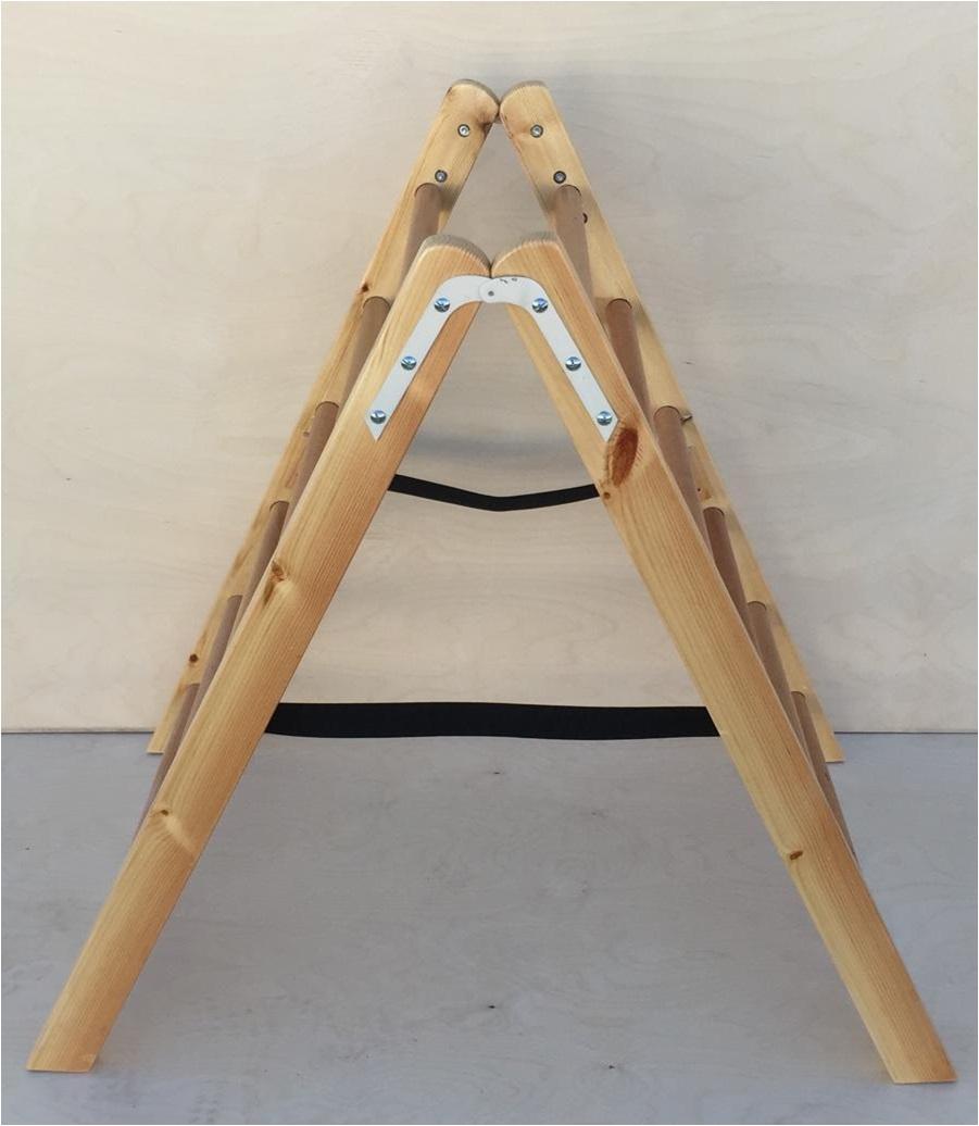 פירמידה מעברים מתקפל